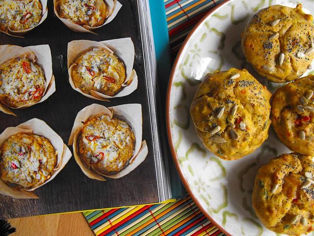 Queques de batata-doce - Receitas saudáveis, Jamie Oliver0