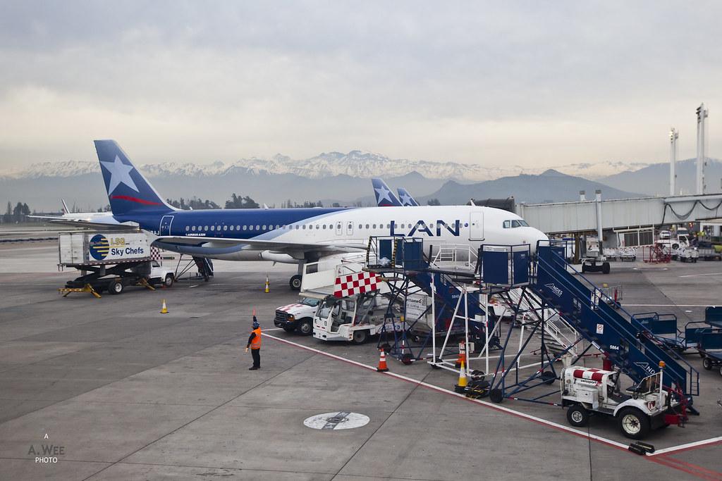 LAN Chile Airbus A320