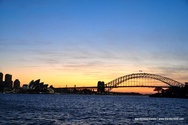 Sunset Cruise Sydney Harbour