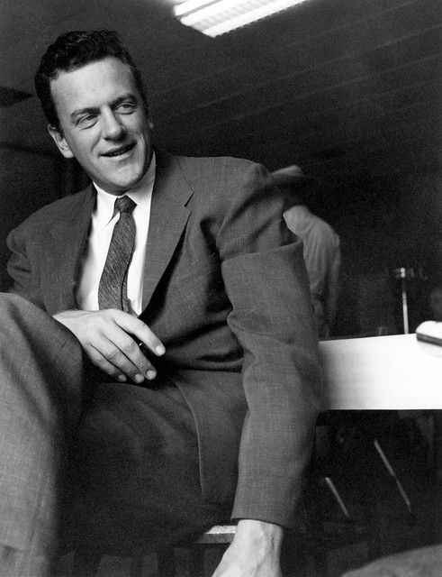 James Arness crossed legs