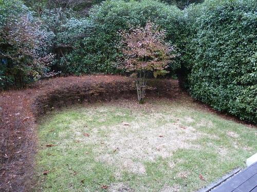 箱根ビオーレ 庭