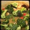 #Homemade #ChickenSlop #CucinaDelloZio - broccoli