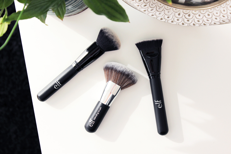 New ELF Brushes
