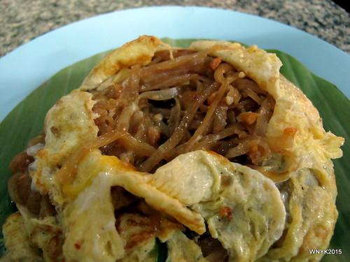 Omelette Noodles