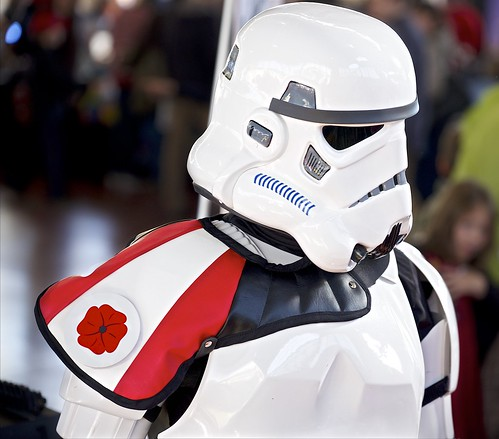 The Poppy and the Stormtrooper.