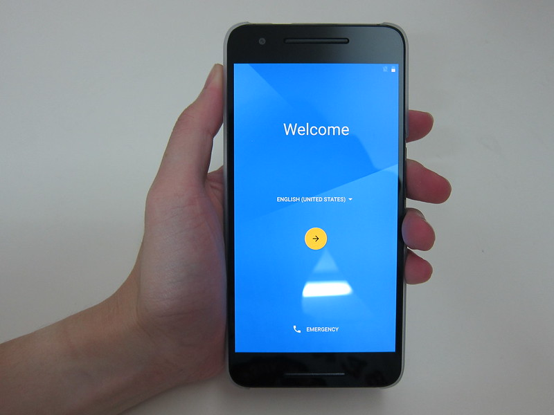 Nexus 6P with Huawei Free Nexus 6P Jelly Case