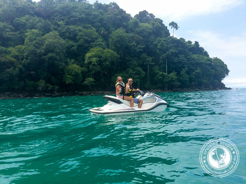 Jet Skiing in Costa Rica