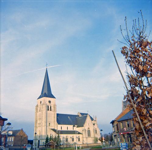 Hallaar church