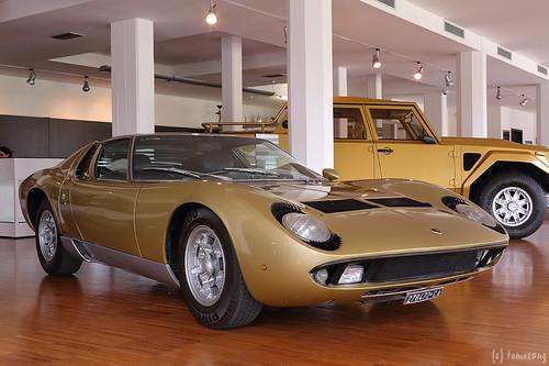 Museo Lamborghini 010