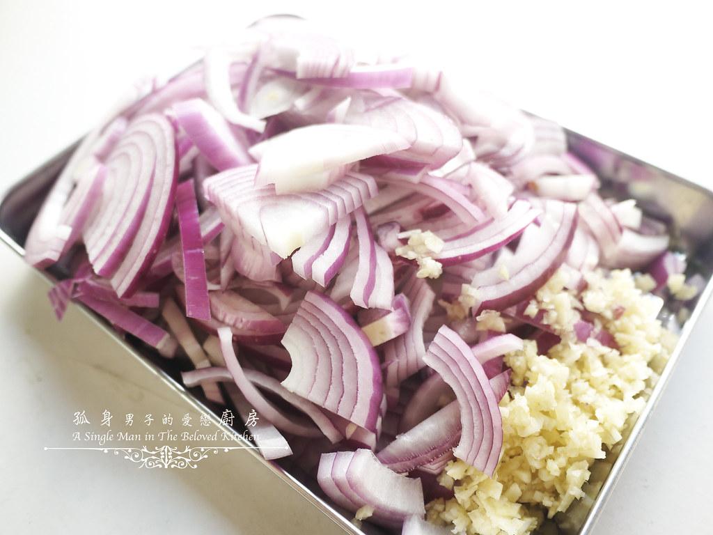 孤身廚房-小小偷吃步的法式洋蔥濃湯7