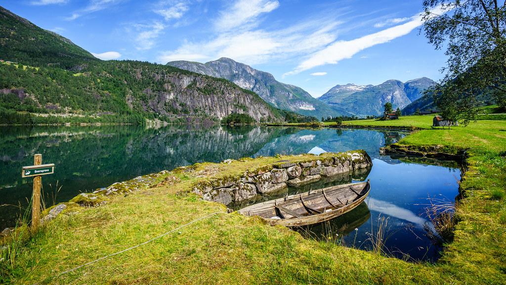 Svoragrova, Stryn, Norway picture