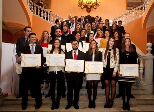 Premios Mejores Expedientes Académicos Ayuntamiento de Sevilla