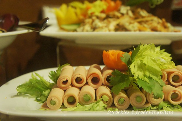 6.Pacific Regency Hotel Suites 2015 Christmas Buffet