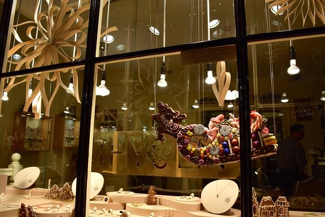 Ortwin Thyssen Christmas Window, Canterbury | www.rachelphipps.com @rachelphipps