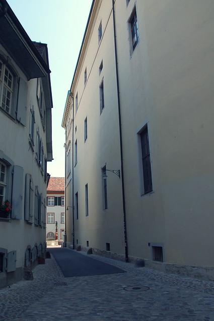 Martinsgasse, Basel, CH