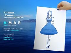 """Inscripciones al 12° concurso """"Jóvenes Creadores al Mundo"""""""