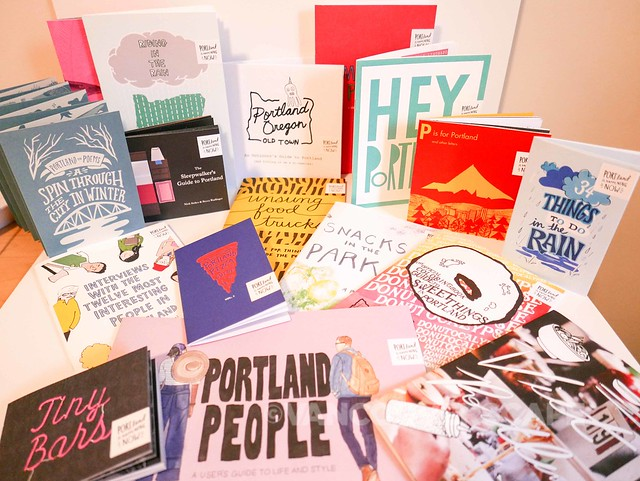 PDX NOW zine collection-1