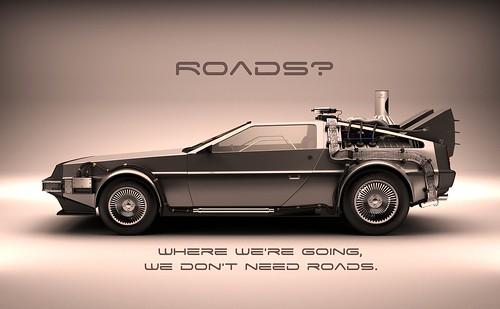 Back to the Future - The DeLorean - Photo 1