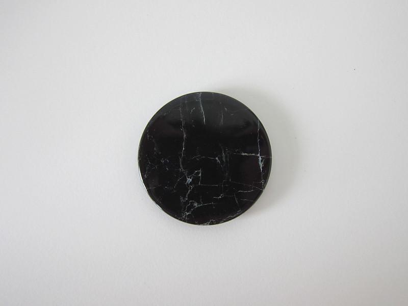 Sudio Cap - Black Marble - Front