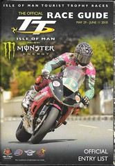 Isle of Man TT 2010 Raceguide