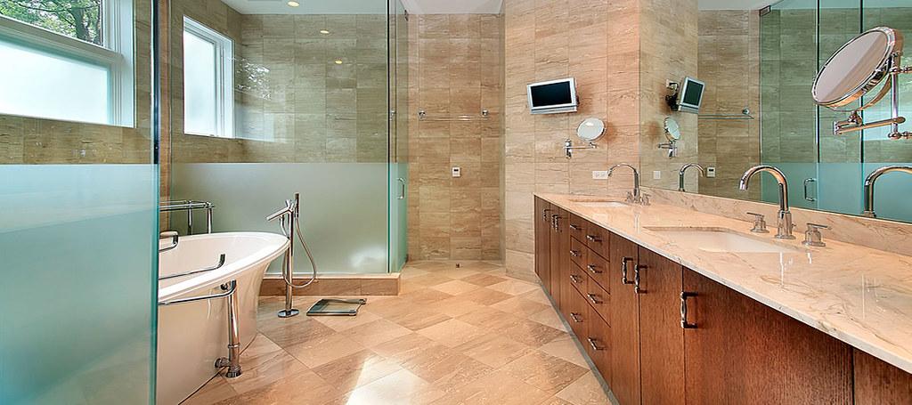 Custom Bathroom Mirrors