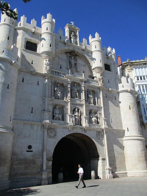 Arco de Santa Mar, Canon IXUS 175