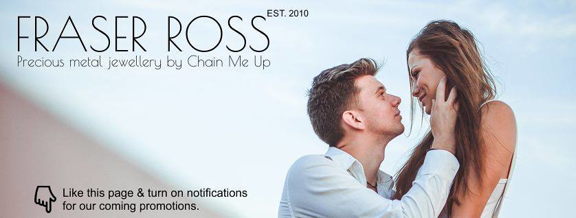 Australian Online Jewellery Shop - Fraser Ross - Chain Me Up