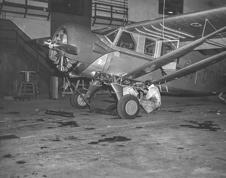 North West Industries airplane manufacturing