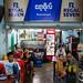 Family restaurant - Yangon, Myanmar