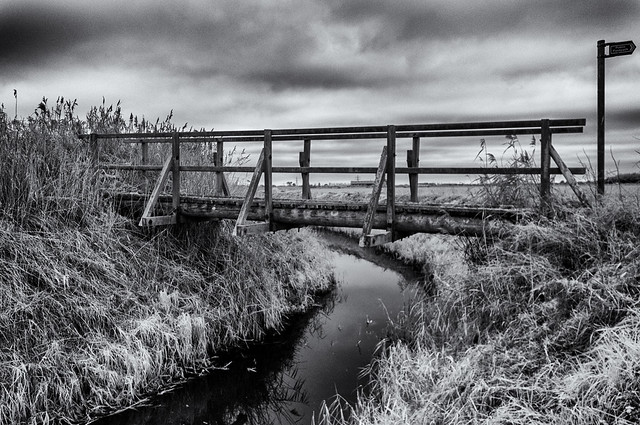 Rickerty, rackerty bridge