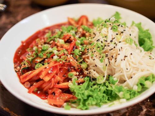田辺の韓国料理-2