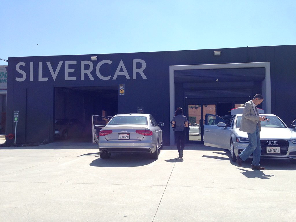 Silvercar Car Rental