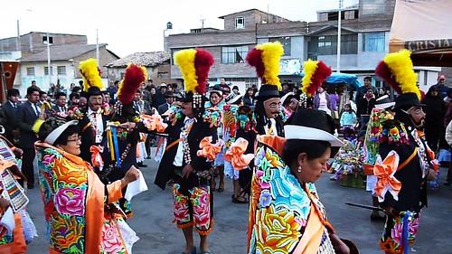 La Chonguinada, danza mestiza y señorial