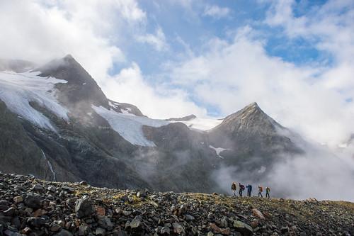 Stubaier Alpen, Basiscursus C1 sneeuw en ijs