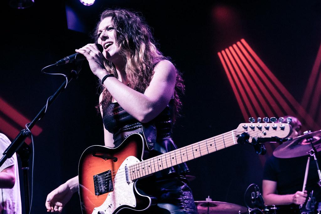 Alexa Kriss at Vega | 8-21-15