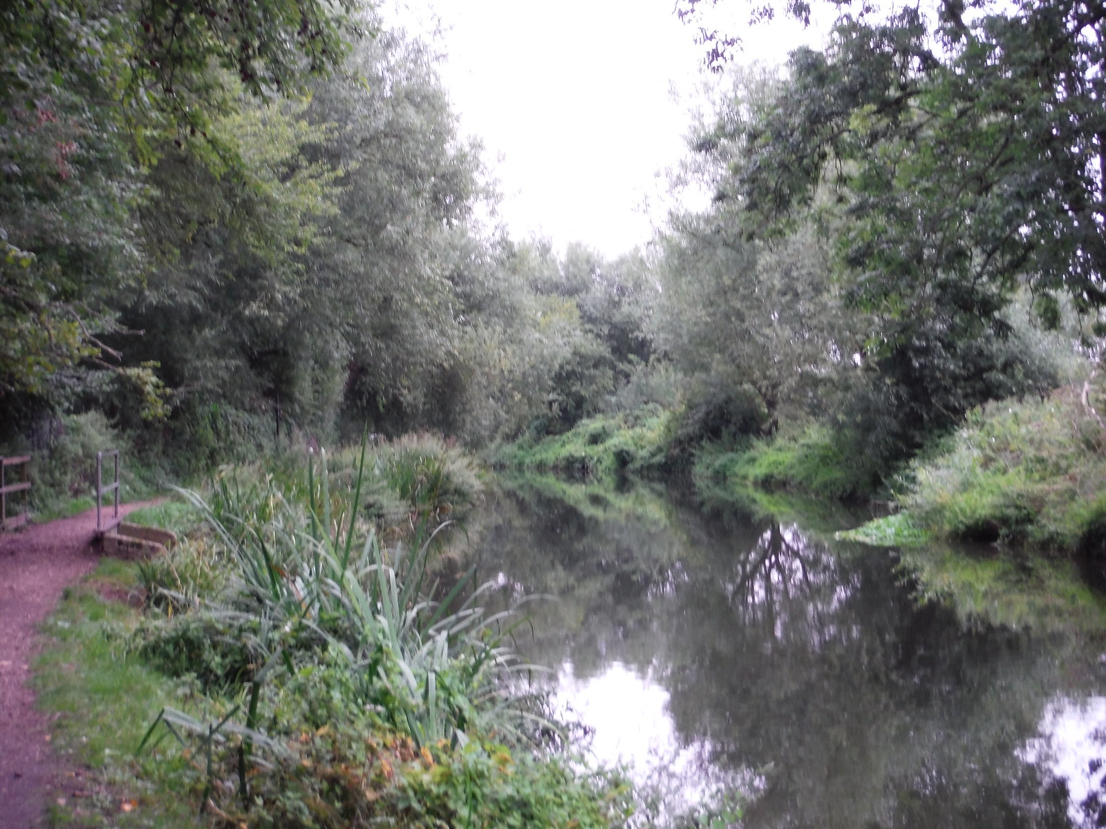 The Stort Navigation SWC Walk 164 Roydon to Sawbridgeworth via Henry Moore Foundation