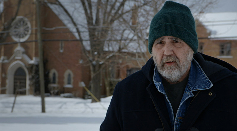 Barry Crimmins tells of his childhood horrors and then incredibly says 'Call Me Lucky'.