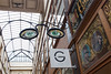 Covered Passage in Paris, Signage by naotakem