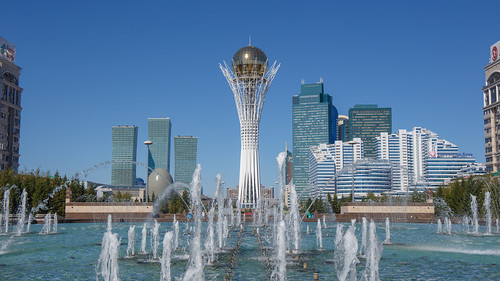 building landscape capital future kazakhstan kz astana カザフスタン アスタナ akmolaregion