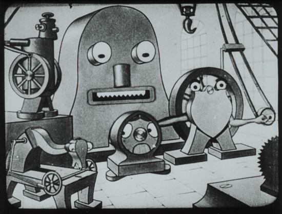 妙趣横生的早期苏联动画