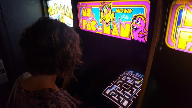 Ms Pac Man
