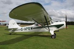 G-APBW Popham