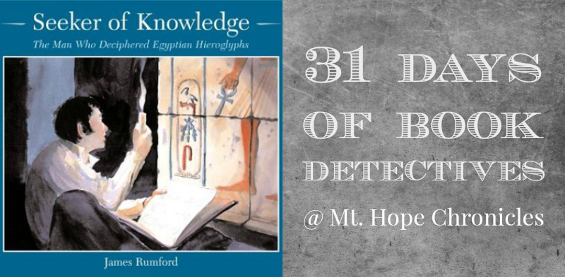 Book Detectives ~ Seeker of Knowledge @ Mt. Hope Chronicles
