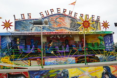 festival(0.0), recreation(0.0), outdoor recreation(0.0), leisure(0.0), carousel(0.0), park(0.0), roller coaster(0.0), fair(1.0), amusement ride(1.0), amusement park(1.0),