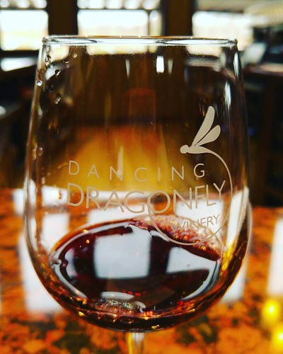 Dancing our way through a wine tasting tasting. Our favorites were the Cha Cha and Tango.