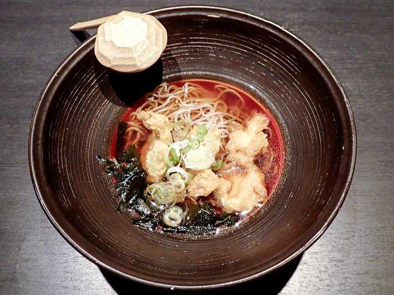 山の猿 麺ランチと日替わりお惣菜ビュッフェ