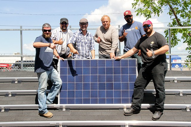 122. Solar Training Interest Growing