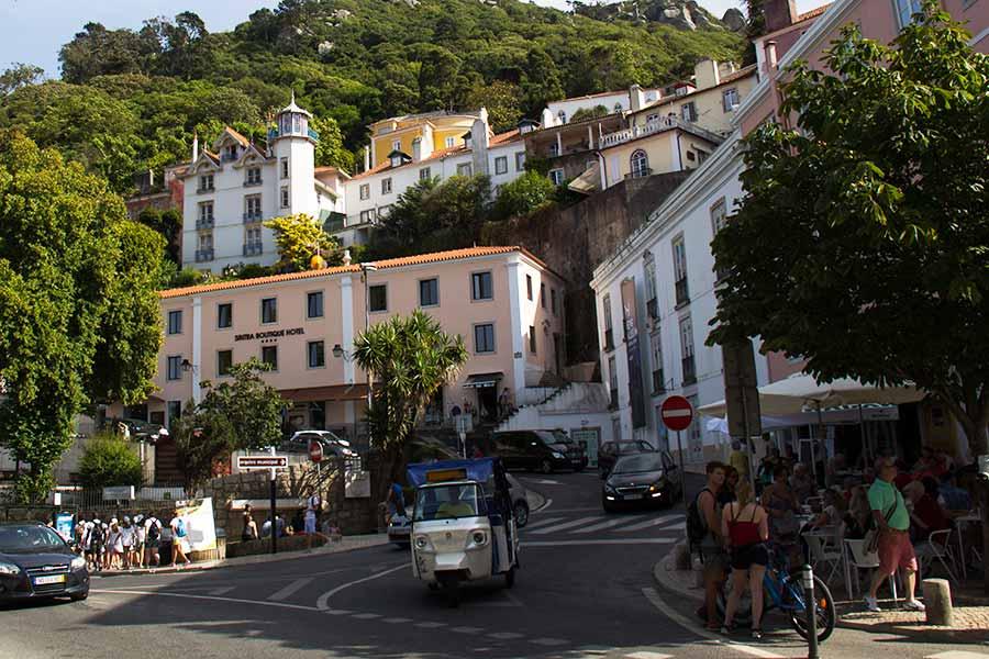 Sintra_historiallinenkeskusta