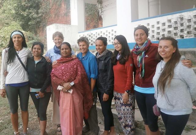 नदी और जल के सवाल पर दुनिया की साहसी महिलाओं का अभियान