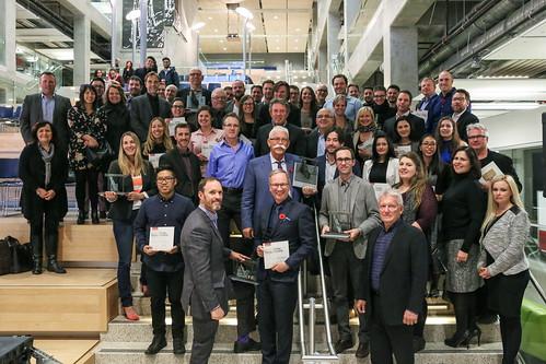 Mayor's Urban Design Awards 2015